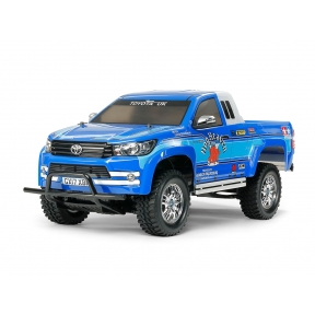 Toyota Hilux 1 10th Radio Control Kit