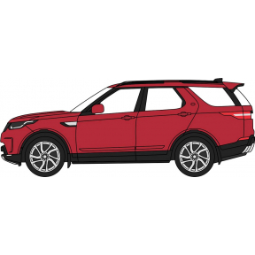 Land Rover Discovery 5 Firenze Red