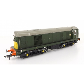 Class 20 D8123 BR Green Small Yellow Panels DCC Sound Fitted Split From Set