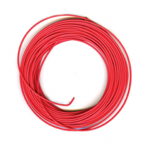 Electrical Wire Red