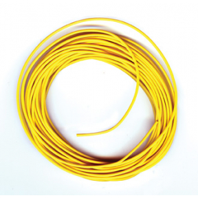 Electrical Wire Yellow