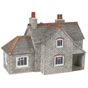N Gauge Grange Cottage