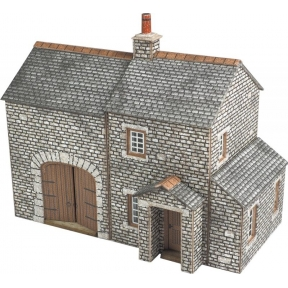 N Gauge Crofters Cottage