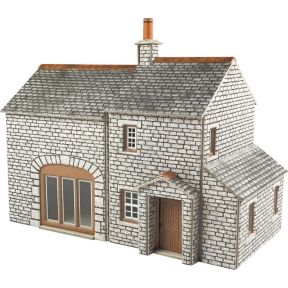 OO Gauge Crofters Cottage