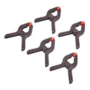 5-Piece Plastic Clamp Set
