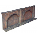 OO Gauge Embankment Arches (Red Brick)