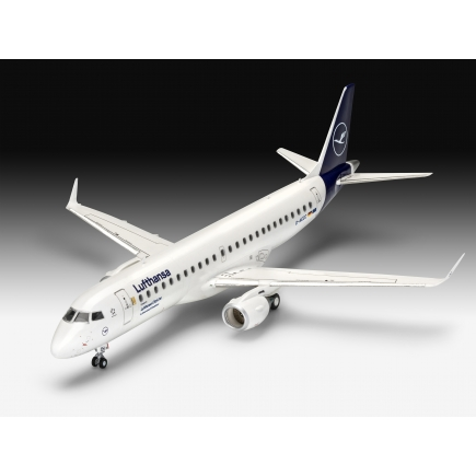 Embraer 190 Lufthansa Model Set