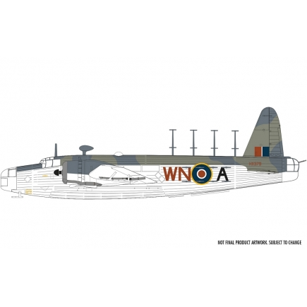 Airfix Vickers Wellington Mk.VIII