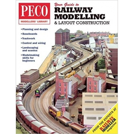 Peco PM-200 Your Guide To Railway Modelling Book