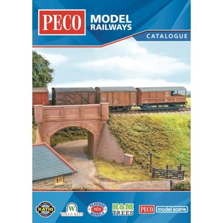 Peco CAT4 Peco Model Railway Catalogue 2