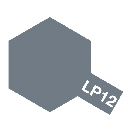 LP-12 IJN Gray (Kure Arsenal)