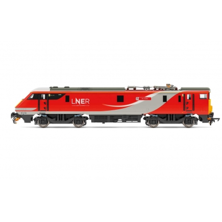 Hornby R3891 Class 91 91118 'The Fusiliers' LNER