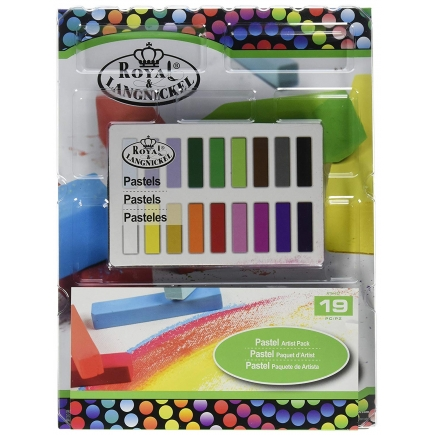 9 x 12 Drawing Pad with Soft Pastel Pad