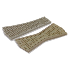 Peco ST-259 OO Gauge Curved Right Hand Point Underlay