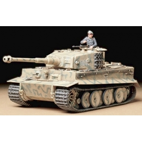 Tamiya German Tiger 1 Tank Mid Production