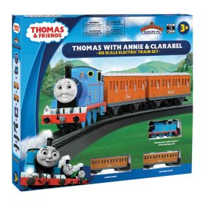 Bachmann 00642BE Thomas with Annie & Clarabel Train Set