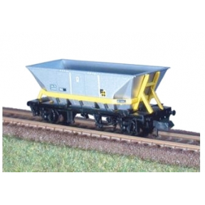Peco NR-302 HAA BR Trainload Coal Sector Yellow Cradle