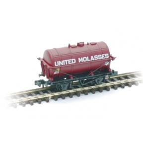 Peco NR-P169 United Molasses Tank Wagon