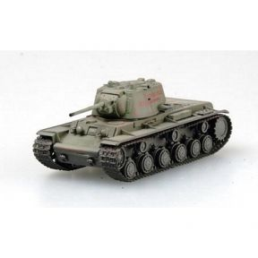 Easy Model 36264 Russian Green T-34/76 1942 Tank Plastic Model