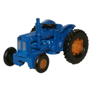 Oxford Diecast NTRAC001 Fordson Tractor Blue