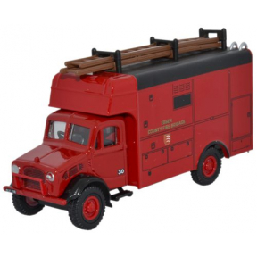 Oxford Diecast Bedford OW Luton - Essex Fire Brigade