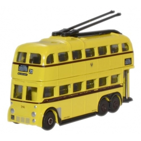 Oxford Diecast Q1 Bournemouth BUT Trolleybus