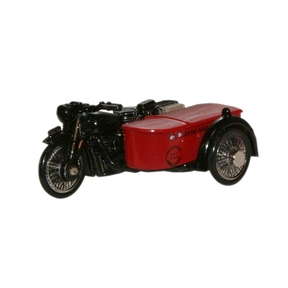 Royal Mail BSA Motorcycle Sidecar