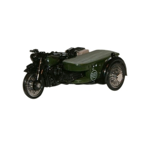 Post Office Telephones BSA Motorcycle Sidecar