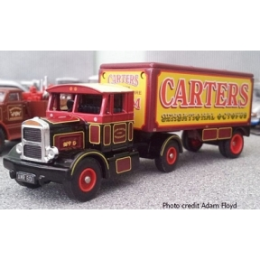 Scammell Tractor and Trailer Carters Steam Fair