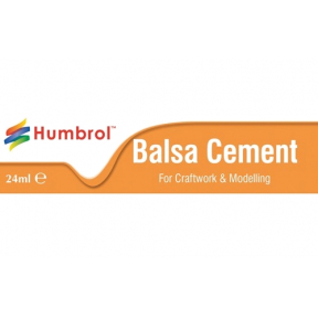 Balsa Cement 24ml (Tube)