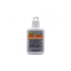 Z-7 Debonder 1oz bottle