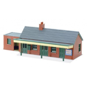 Peco NB-12 N Gauge Country Station Building