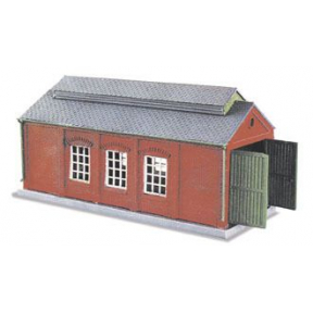 Peco NB-5 N Gauge Engine Shed