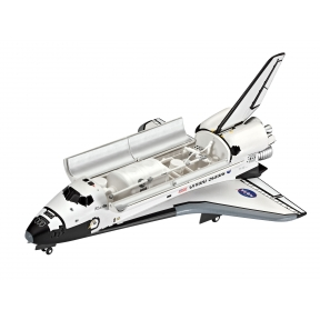 Revell Space Shuttle Atlantis Plastic Kit