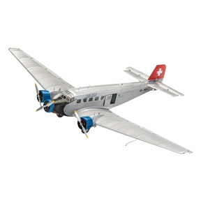 Revell Junkers Ju 52/3 m Civil Version Plastic Kit