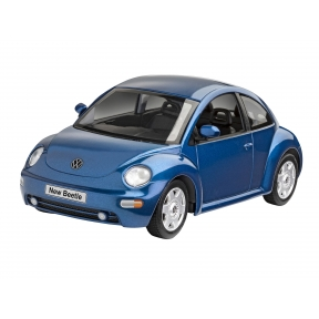 Revell 07643 New Volkswagen Beetle Plastic Kit