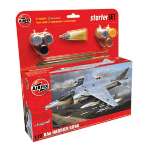 Airfix BAe Harrier GR9 Large (Starter Set)