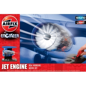 Jet Engine - Real Working Model