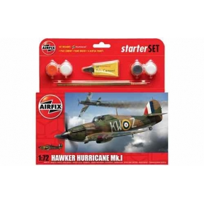 Airfix Hawker Hurricane Mk.I (Model Set)
