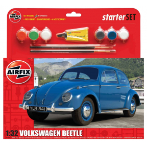 Airfix VW Beetle (Starter Set)