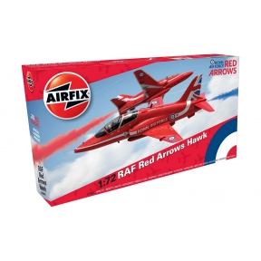 Airfix Red Arrows Hawk 2016 Scheme