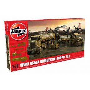 Airfix USAAF 8th Airforce Bomber Resupply Set