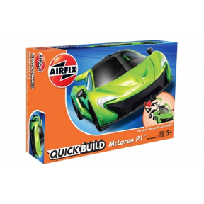 Airfix Quick Build McLaren P1 Green