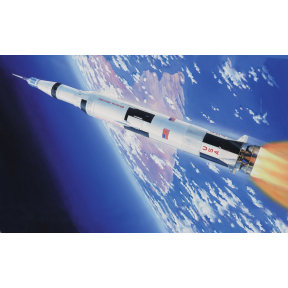 Airfix Apollo Saturn V 50th Anniversary of 1st Manned Moon Landing