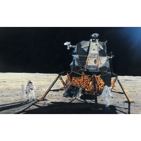 Airfix One Step for Man 50th Anniversary of 1st Manned Moon Landing