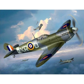 Model Set - Spitfire Mk II (1 48 Scale)