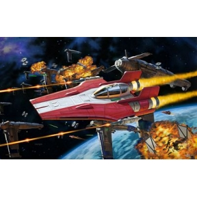 Revell 06759 Star Wars Build & Play - The Last Jedi Resistance A Wing