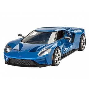 Model Set - 2017 Ford GT (1 24 Scale)