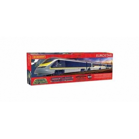 Hornby R1176 OO Gauge Eurostar Train Set