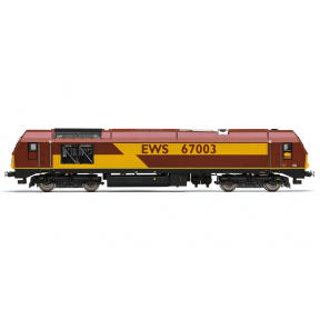 Hornby R3399 EWS Freight Train Pack Limited Edition
